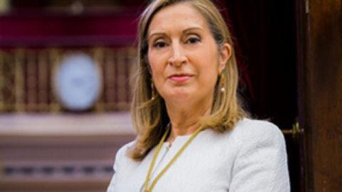 ENCUENTRO-COLOQUIO FEDEPE CON ANA PASTOR, PRESIDENTA DEL CONGRESO