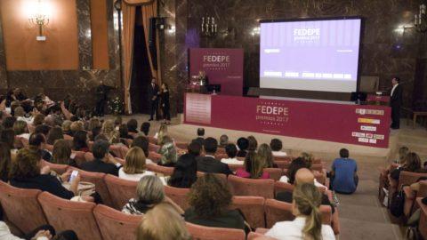 LA DISEÑADORA PURIFICACIÓN GARCÍA, FUENCISLA CLEMARES, DIRECTORA GENERAL DE GOOGLE ESPAÑA Y LA SELECCIÓN ESPAÑOLA FEMENINA DE BALONCESTO, ENTRE LAS GALARDONADAS EN LOS PREMIOS FEDEPE 2017