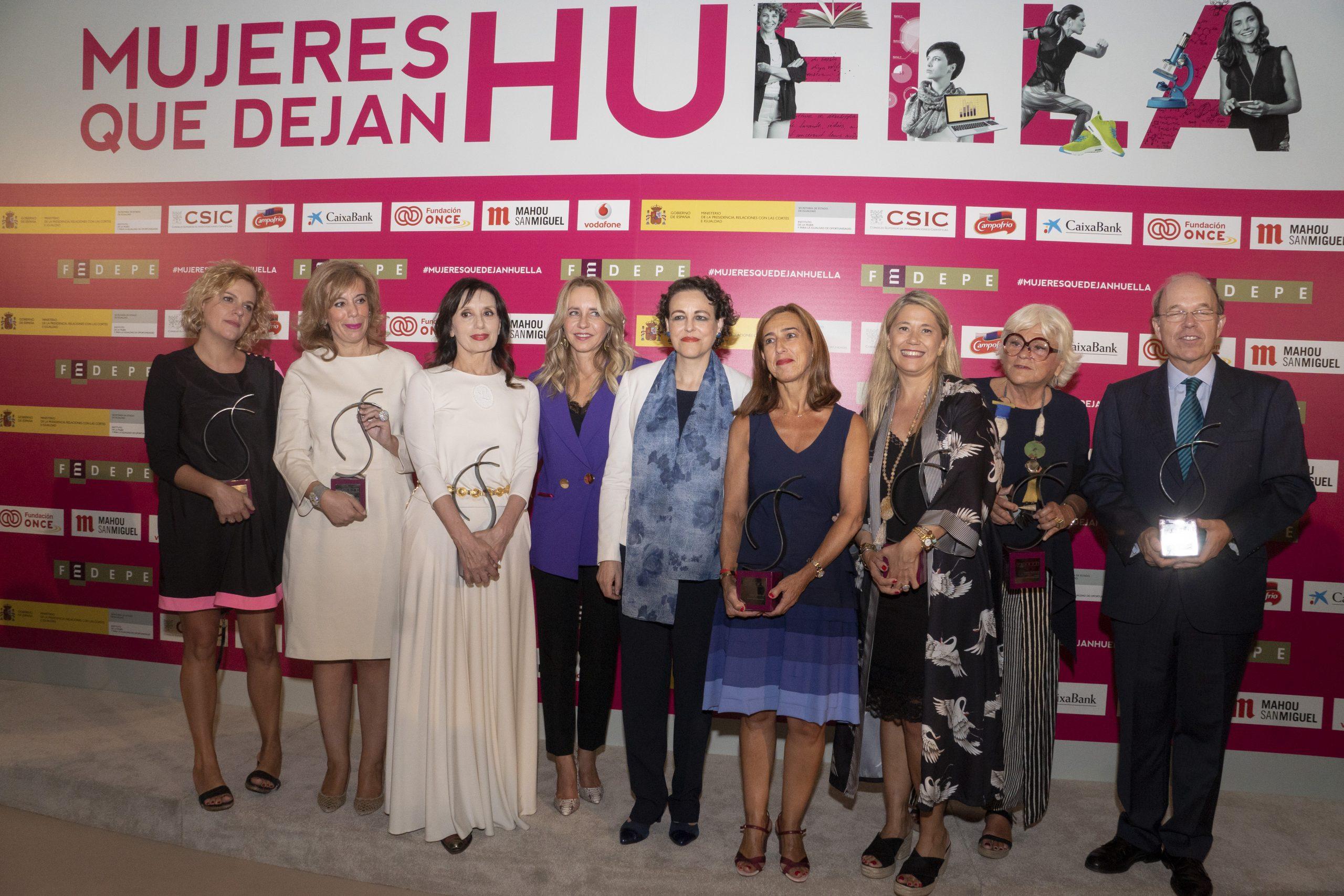 Premios FEDEPE 2018