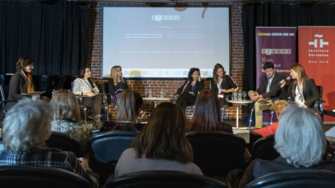FEDEPE RAISES IN NEW YORK THE INTEGRATION OF FEMALE TALENT AS THE GREAT GLOBAL ECONOMIC CHALLENGE