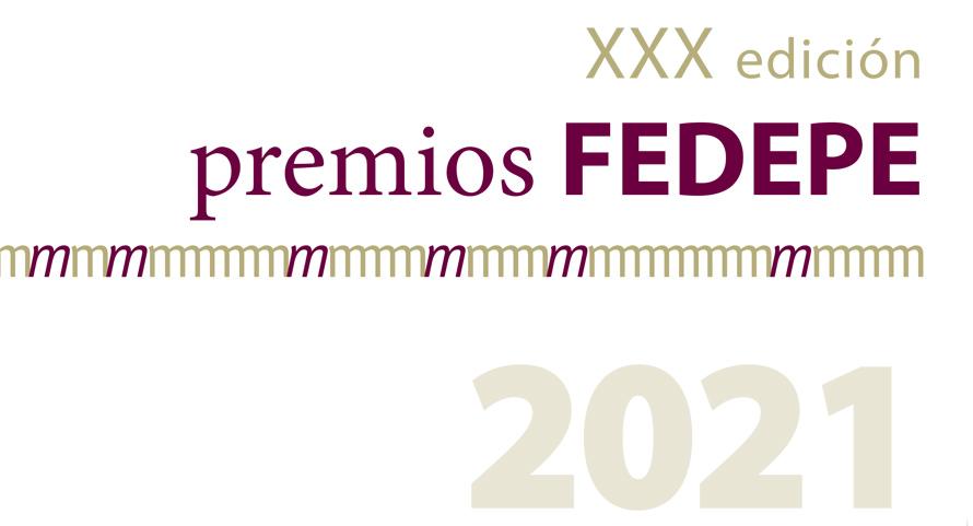Premio FEDEPE edición 2021