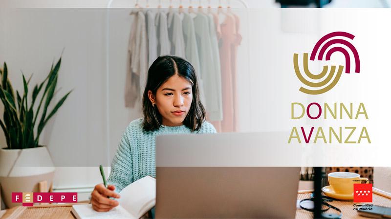Donna Avanza Madrid Taller de Emprendimiento femenino