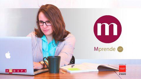 MPRENDE+21 para emprendedoras