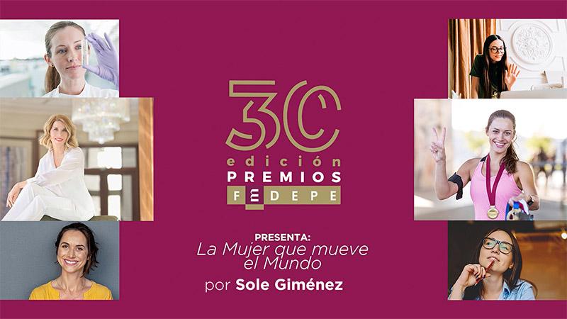 30 Aniversario Premios FEDEPE