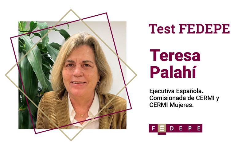 Test FEDEPE Teresa Palahí